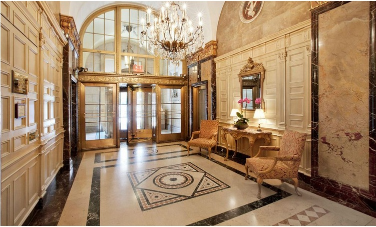Sherry-Netherland's Penthouse, New York ($95 million)