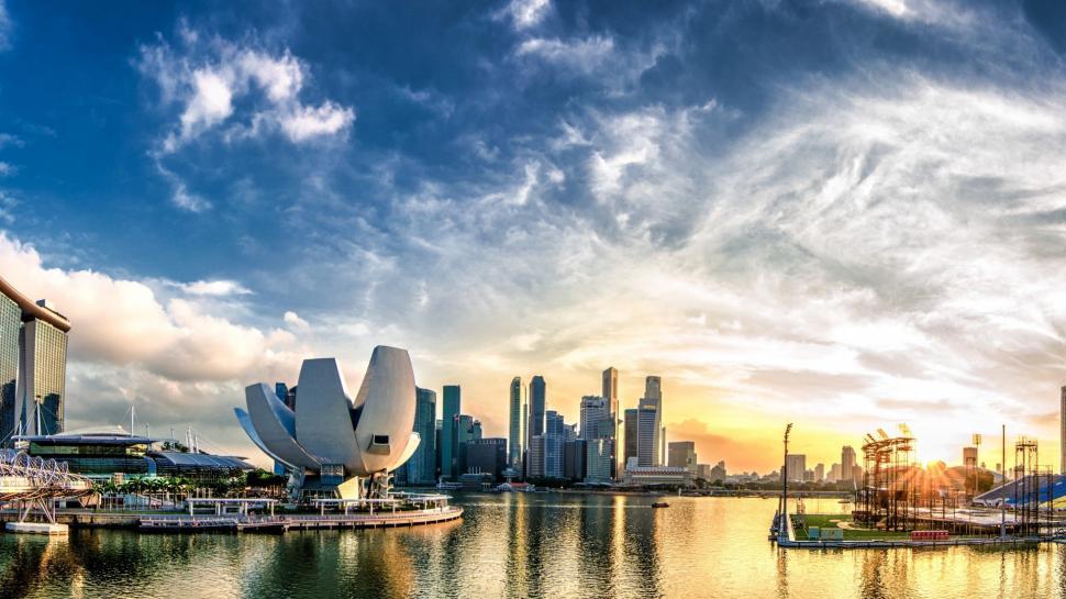 Singapore ($13,750 per square meter)