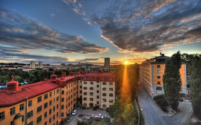 Stockholm, Sweden ($9,500 per square meter)
