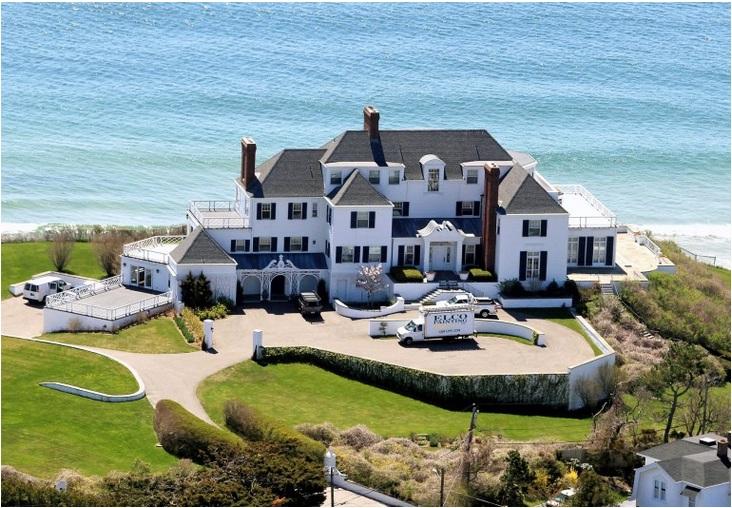 Taylor Swift's Rhode Island whopper – Price $17.7 million