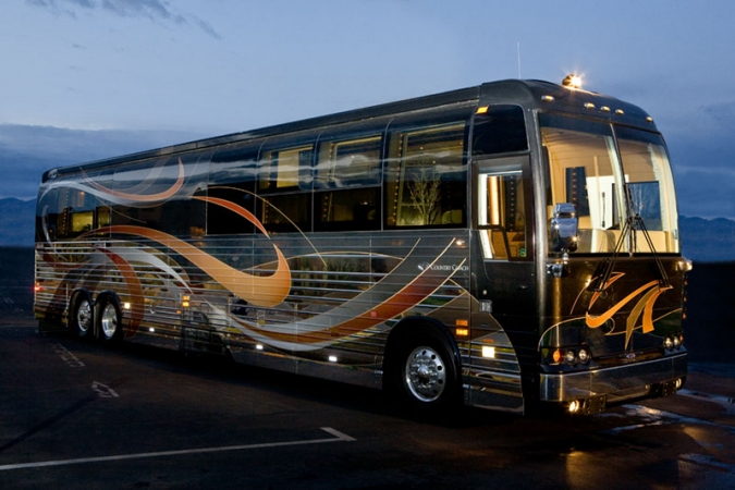 The 2014 Country Coach Prevost