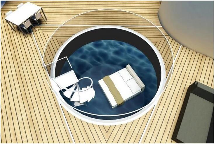 спальня SeaScape