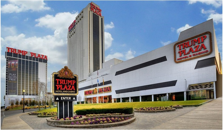 Trump Entertainment Resorts in Atlantic City (Value $600 million)