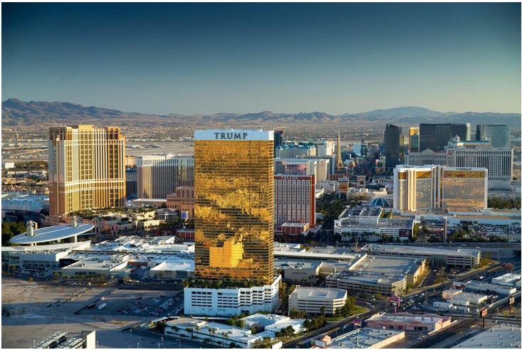 Trump Hotel in Las Vegas (Value $300 million)