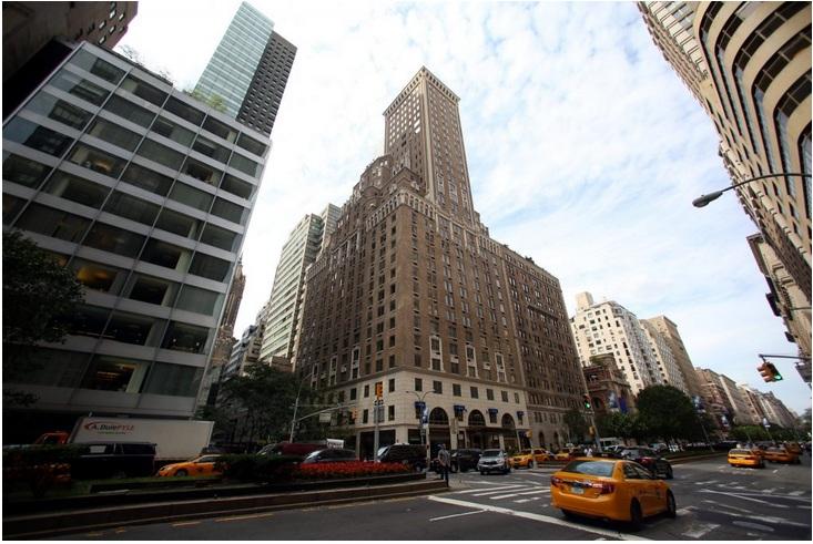 Trump Park Avenue in New York (Value $142 million)