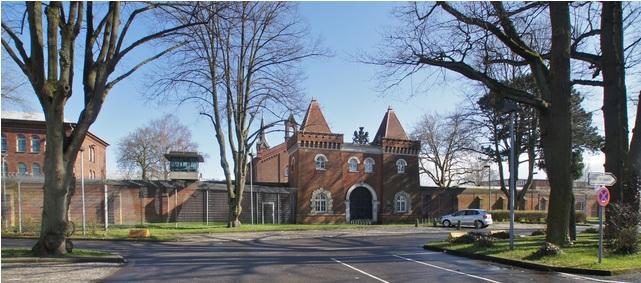 JVA Fuhlsbuettel Prison, Germany