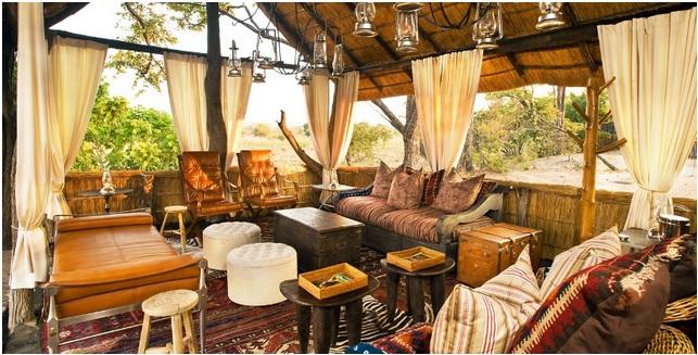 Zungulila Bush camp, South Luangwa National Park, Zambia