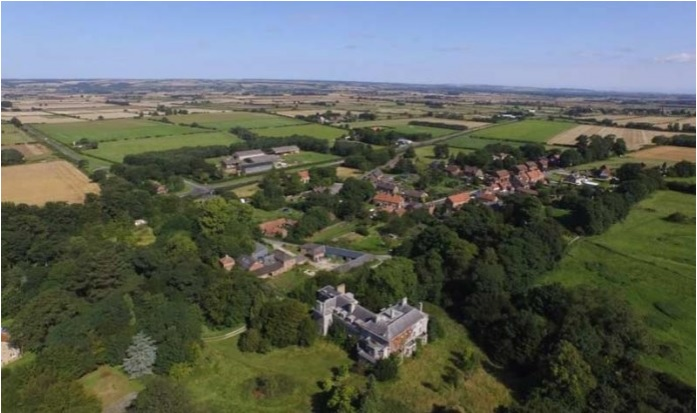 North Yorkshire village finally finds a buyer